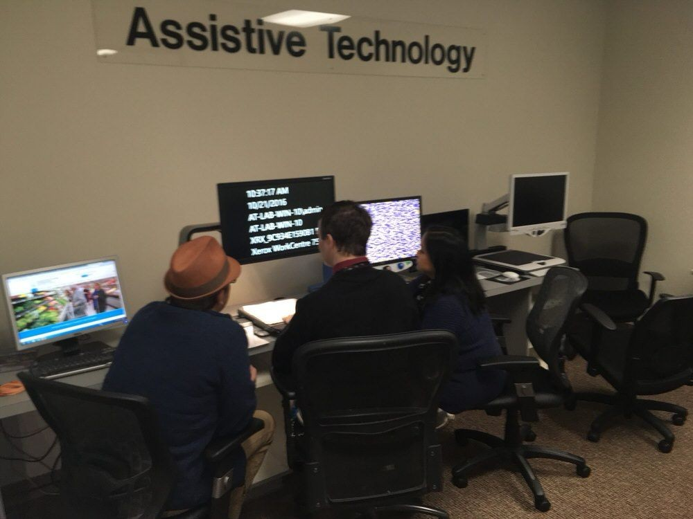 Community Center Assistive Technology